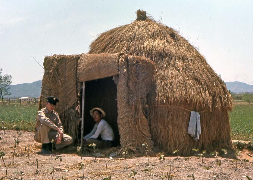 camp stanley korea  1964