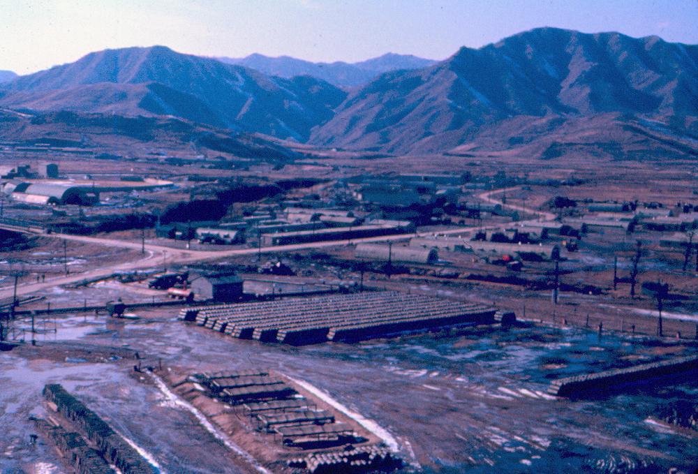 Camp Kaiser Korea 1961 65