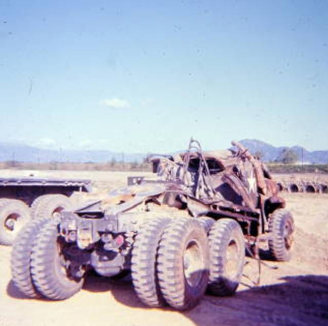 585th Transportation Co Vietnam Will Smith